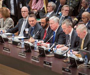 موقف التحالف الدولي من محادثات بغداد – أربيل