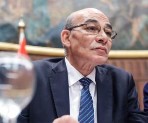 وزير الزراعة يستعرض معوقات القطاع بجنوب سيناء