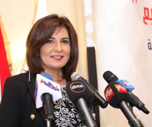 وزيرة الهجرة ناعية الجراح العالمي رضا عازر: ظل على ولائه وانتمائه لبلده