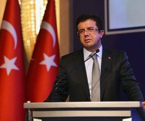 وزير الاقتصاد التركي يتوقع نموا قياسيا للصادرات في يوليو