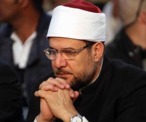 أول تعليق من وزير الأوقاف بشأن قتل إمام مسجد الهرم
