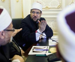 «المساجد الأثرية والمغلقة» تشغلان وزير الأوقاف بالبرلمان.. فماذا قال؟
