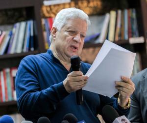 مرتضي منصور يطالب نجله بحسم ملف المدير الفني خلال 48 ساعة
