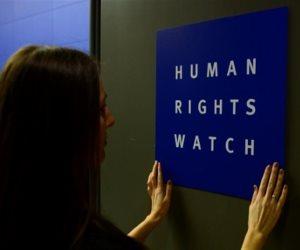 كيف تآمرت المنظمات الأجنبية ضد مصر بزعم «حقوق الإنسان ».. هيومان رايتس ذراع استخباراتي لأمريكا لتنفيذ مخطط تفتيت المنطقة العربية