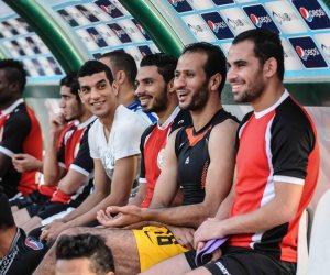 أحمد عيد يقود هجوم الطلائع أمام الزمالك فى الكأس