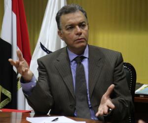 وزير النقل يشيد بمشروعات الهيئة الهندسية القومية