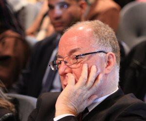 وزير الثقافة يشارك في جنازة الفنانة شادية