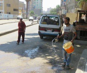 «عطشان يا صبايا».. الدولة تعلن الحرب على مهدرى المياه