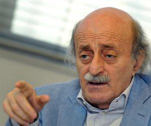 وليد جنبلاط: علينا قبول ملاحظات الحراك المدنى تجاه الطبقة السياسية فى لبنان