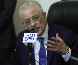 الثلاثاء.. وزير التعليم يعلن عن الفريق المعاون له خلال مؤتمر صحفي