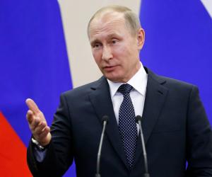بوتين: نشيد بجهود مصر في المصالحة الفلسطينية