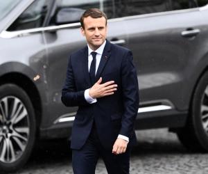 """الرئيس الفرنسي يدعو الى الرد """"باكبر قدر ممكن من الحزم"""" على التجربة الكورية الشمالية"""