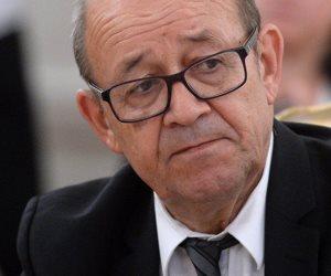لودريان يبحث في بروكسل الوضع بالعراق وسوريا وليبيا ونتائج جولته الخليجية