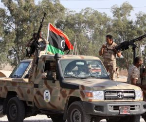 وسط تضامن شعبي.. هكذا تدك قوات الجيش الليبي حصون المليشيات