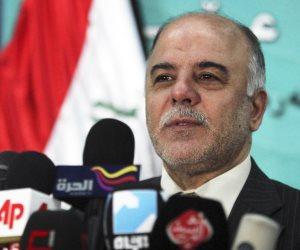 العبادى يحذر من محاولات البعض لإثارة الجيش العراقي ضد الحشد الشعبي