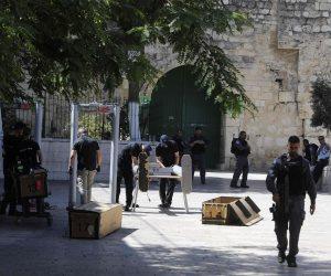 مصر تطالب إسرائيل بوقف العنف.. وتحذر من عواقب التصعيد في المسجد الأقصى