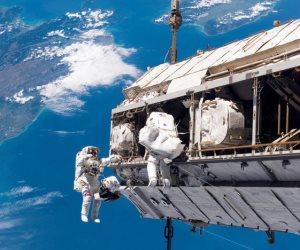 ثلاث رواد فضاء أمريكى وروسى ويابانى ينطلقون إلى محطة الفضاء الدولية