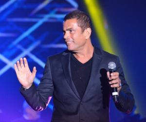 بعد ألبوم كل حياتي.. ماذا قدم عمرو دياب في 35 عاما؟ (صور)