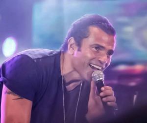 اليوم.. طرح «معدي الناس» لـ عمرو دياب