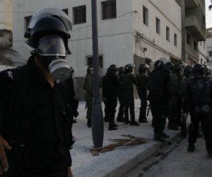 الشرطة تفض مظاهرات ذكرى مقتل بائع السمك بالمغرب