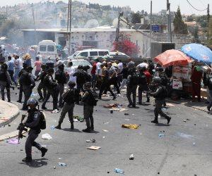 الصحة الفلسطينية: جرحى فى مواجهات بالخليل والاحتلال يقتحم المستشفى الحكومى