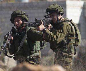 الاحتلال الإسرائيلي يكشف من تواجده على مفرق عصيون الاستيطاني