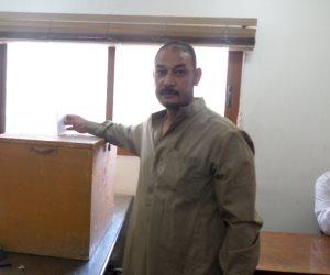 استمرار عمليات التصويت فى انتخابات الجمعيات المركزية بالإسماعيلية (صور)