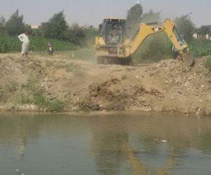 ري مصر الوسطى: تطوير منطقة طوه بمحافظة المنيا (صور)