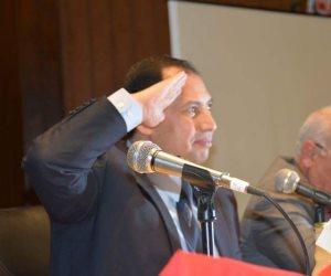 رئيس جامعة بورسعيد: سنبدأ العام الدراسي بتحية العلم ونبحث تفعيله أسبوعيا