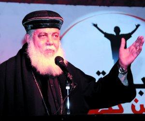 القمص ميخائيل جرجس: بعض المسيحيين يفضلون تطبيق الشريعة الإسلامية فى الميراث فقط طمعا فى المال