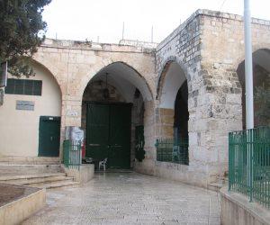 عاجل.. جرحى في مواجهات مع القوات الإسرائيلية عند باب الأسباط