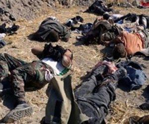 العثور علي 10 جثث مقطوعة الرأس لأشخاص من أسرة واحدة بأفغانستان