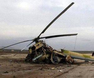 تحطم طائرة هليكوبتر عسكرية بشمال المكسيك