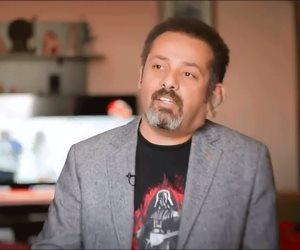 تحقيقات الـ 6 ساعات مع وائل عباس.. النيابة تستجوب المتهم وتوجه له تهمة الانضمام لجماعة