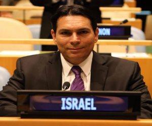 سفير إسرائيل لدى الأمم المتحدة «يتبجح»: «سنفعل كل ما هو ضروري للحفاظ على الأمن»