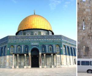 عاجل.. إسرائيل تزيل البوابات الإلكترونية من مداخل المسجد الأقصي