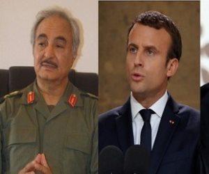 وساطة فرنسية لحل الأزمة الليبية: تنظيم انتخابات رئاسية ونيابية