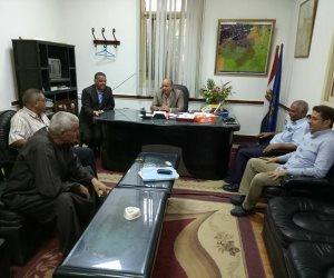 اجتماع لقيادات «ري البحيرة» لفصل الإدارة المتكاملة (صور)