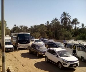 من اليوم ولمدة 9 أشهر.. غلق جزئى لطريق القاهرة – الإسكندرية الزراعى