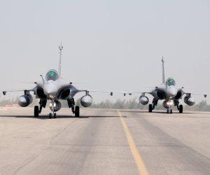 مصر تتسلم الدفعة الرابعة من مقاتلات «الرافال» (صور)