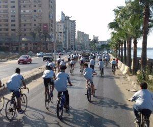 الداخلية تكذب إعلام الإخوان: لا صحة لفرض رسوم على سير الدراجات في أسيوط