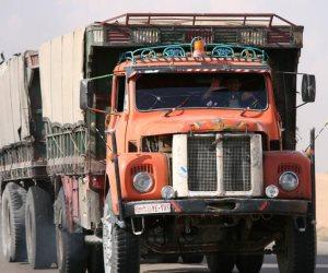 في 10 خطوات.. كيف يتم تجديد تراخيص سيارات النقل الثقيل؟