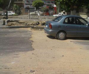 «الطرق والكباري» تستجيب لـ«صوت الأمة»: لجنة فنية لإزالة المطبات الخطيرة على طريق الشرقية