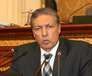 """رئيس """"عربية"""" البرلمان: حضور الرئيس لحفل المركزي للإحصاء يعكس اهتمامه بنتائج تعداد السكان"""""""