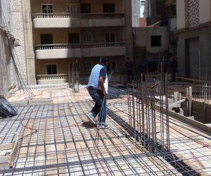أسعار الحديد والأسمنت.. شعبة مواد البناء: استقرار الأسعار  وطن الأسمنت بـ850 جنيها