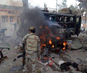 ارتفاع عدد ضحايا انفجار مسجد بكويتا فى باكستان إلى 17 قتيلا ومصابا