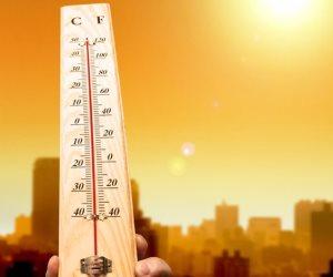 اليوم.. طقس مائل للحرارة رطب على الوجه البحري.. والعظمى بالقاهرة 35 درجة