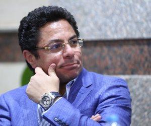 خالد أبو بكر بحفل bt100: إعلام المصريين انتهجت معايير لاختيار المؤثرين فى الاقتصاد