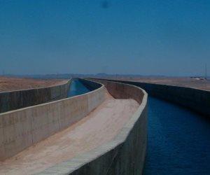 11 معلومة عن مشروع قناة الشيخ زايد.. تعرف عليها