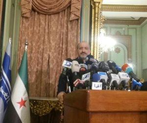 الغد السوري: الفصائل السورية ترغب في تدخل مصر لإنهاء الأزمة